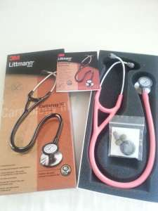 littmann cardiology iii pink