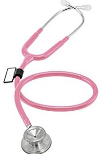 mdf acoustic deluxe stethoscope