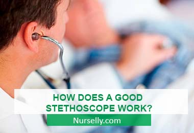 HOW DOES A GOOD STETHOSCOPE WORK?