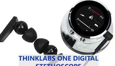 thinklabs one digital stethoscope