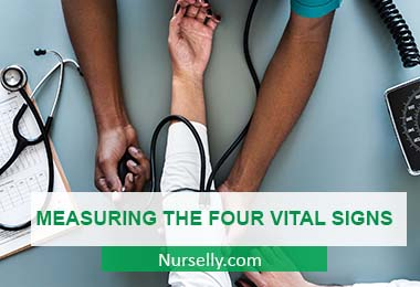 MEASURING THE FOUR VITAL SIGNS