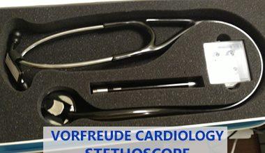Vorfreude Cardiology Stethoscope
