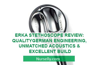 ERKA STETHOSCOPE REVIEW: QUALITY GERMAN ENGINEERING, UNMATCHED ACOUSTICS & EXCELLENT BUILD