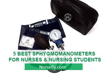 5 BEST SPHYGMOMANOMETERS FOR NURSES & NURSING STUDENTS