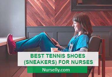 BEST TENNIS SHOES (SNEAKERS) FOR NURSES