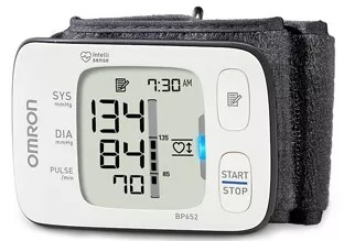 BP652 7 by Omron blood pressure monitor
