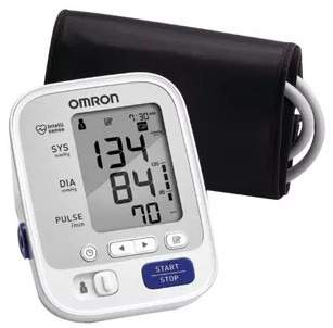 Omron BP742N 5 blood pressure monitor