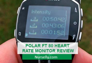 POLAR FT 80 HEART RATE MONITOR REVIEW