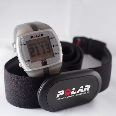 POLAR-FT4-Heart-Rate-Monitor-Fitness-Watch-Straps