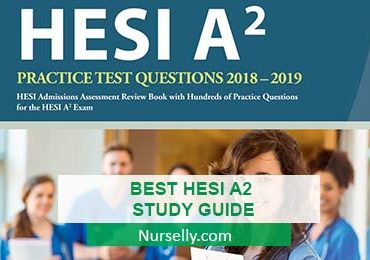 BEST HESI A2 STUDY GUIDE