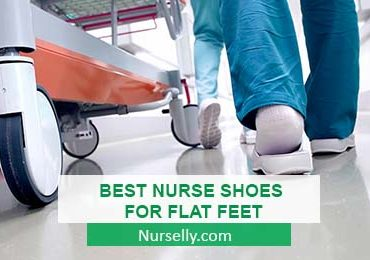 BEST NURSE SHOES FOR FLAT FEET