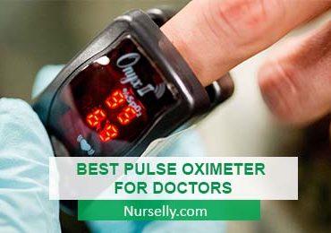 BEST PULSE OXIMETER FOR DOCTORS