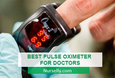 BEST PULSE OXIMETER FOR DOCTORS