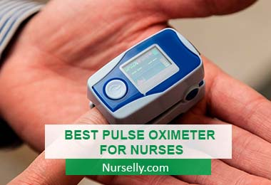 BEST PULSE OXIMETER FOR NURSES