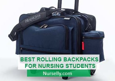 BEST ROLLING BACKPACKS FOR NURSING STUDENTS
