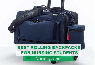BEST ROLLING BACKPACKS FOR NURSING STUDENTS