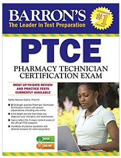 Barron's PTCE Pharmacy Technician Certification Exam