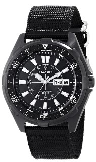 Casio Men's Classic Stainless Steel Watch