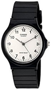 Casio Unisex Analog Resin Strap Casual Watch
