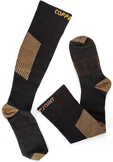 CopperJoint Performance Compression Socks