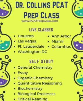 Dr. Collins PCAT Prep Course