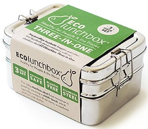 ECOlunchbox 3-in-1 Lunchbox