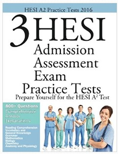 HESI A2 Practice Tests 2016