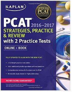 Kaplan PCAT 2016-2017