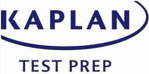 Kaplan PCAT Prep Course
