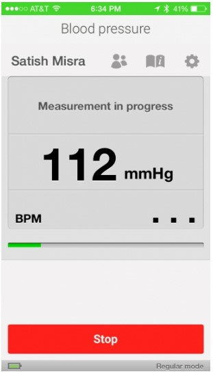 Measuring & Tracking Blood Pressure Instructions Reading