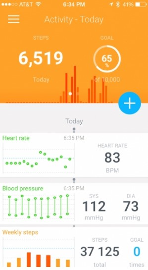 Measuring & Tracking Blood Pressure
