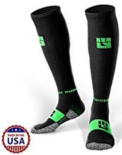 MudGear Sports Performance & Recovery Compression Socks