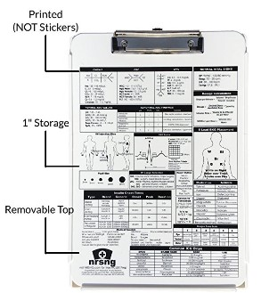 NRSNG Nursing Clipboard