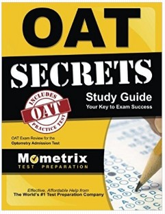 OAT Secrets Study Guide
