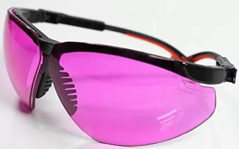 Oxy-Iso Colorblindness Correction Glasses