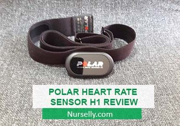 POLAR HEART RATE SENSOR H1 REVIEW