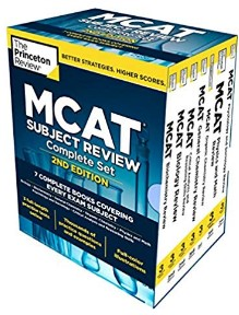 Princeton Review MCAT Complete Box Set
