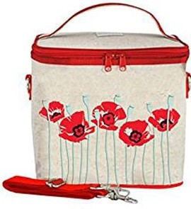 So Young in Red Lunch Bag