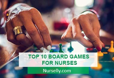 TOP 10 BOARD GAMES FOR NURSES
