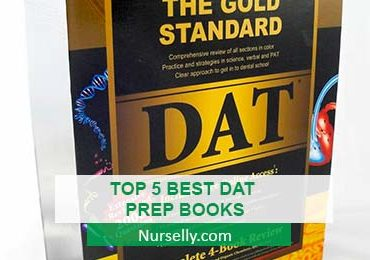 TOP 5 BEST DAT PREP BOOKS