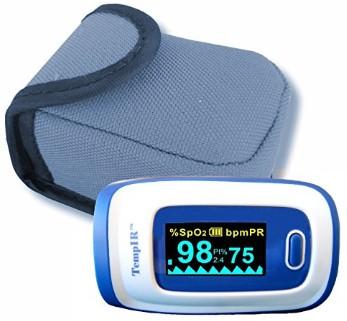 TempIR pulse Oximeter