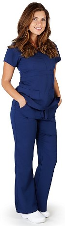 Ultra Soft Brand Scrubs