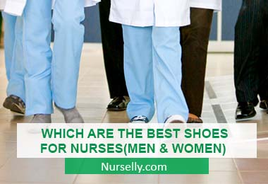 WHICH ARE THE BEST SHOES FOR NURSES(MEN & WOMEN)