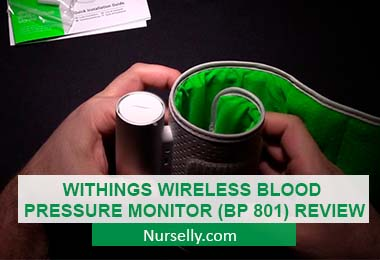 WITHINGS WIRELESS BLOOD PRESSURE MONITOR (BP 801) REVIEW