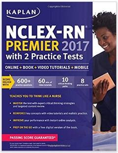 kaplan NCLEX-RN Premier 2017