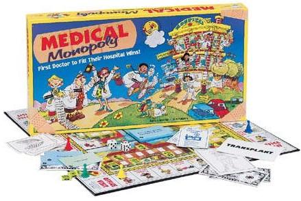 medical monopoly