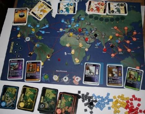 pandemic medical board game
