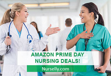 amazon prime day nursing deals