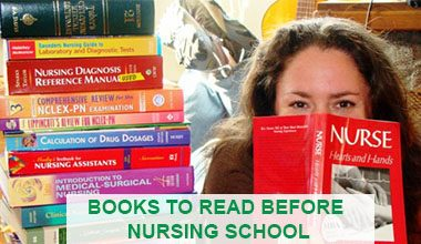 books to read before nursing school