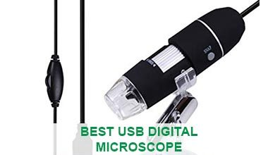 best usb digital microscope
